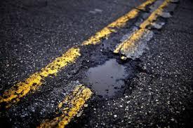 pothole pavement